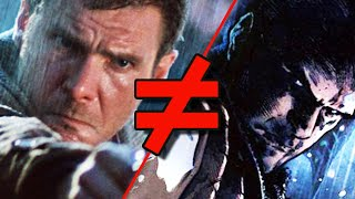 Blade Runner - What's the Difference?