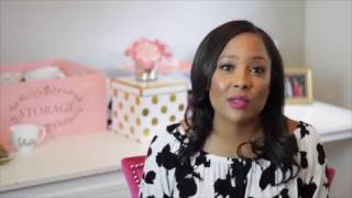 Inside look at Tamera Mowry's Bratt Decor Nursery