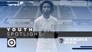 The unique path to the pros for Sporting KC's Busio