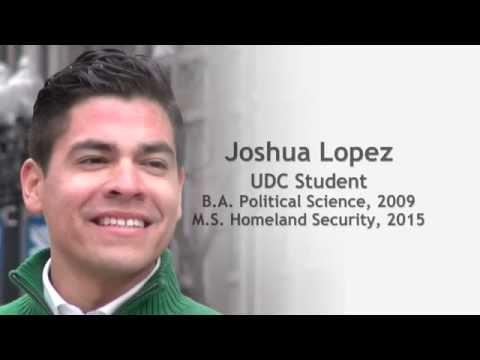 UDC Ambassador Profile - Joshua Lopez