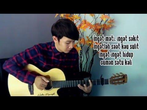 (Wali) Tobat Maksiat 'ToMat' - Nathan Fingerstyle | Guitar Cover