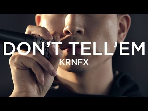 Jeremih - Don't Tell 'Em (Beatbox Cover) by KRNFX