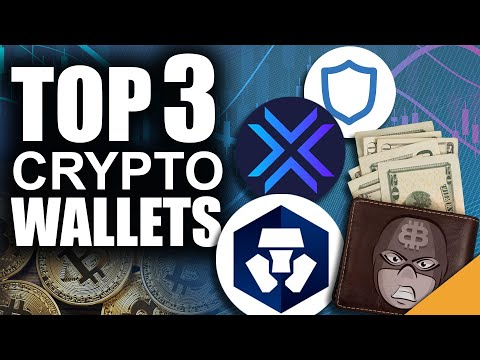 Top 3 Mobile Wallets (PROTECT Your Crypto Gains)