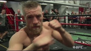 FOX Sports 1: Conor McGregor Open Workout