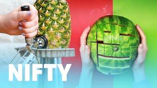 21 Genius Fruit And Veggie Hacks