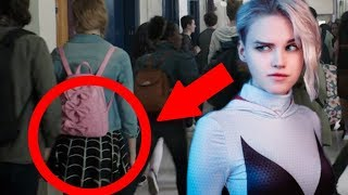 SPIDER WOMAN Gwen Stacy FOUND In Avengers Endgame - Easter Egg Explained