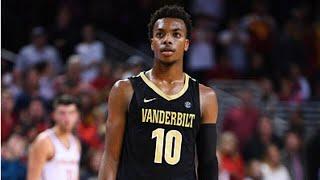 Darius Garland - Vanderbilt Highlights 2019