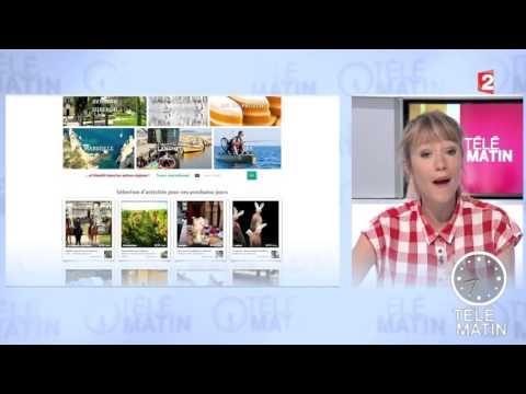 Gamping - Reportage France 2 Télématin du 22 Juillet 2015