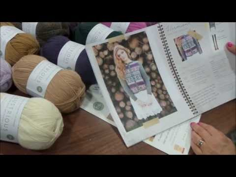 Sara's yarn review - West Yorkshire Spinners Illustrious Dk