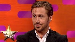 Ryan Gosling Saved A Dog While On Set   The Graham Norton Show