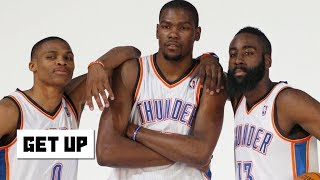 This isn't OKC, Westbrook has to defer to Harden on the Rockets – Jalen Rose | Get Up