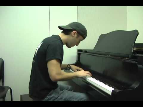 Sean Paul ft. Alexis Jordan- Got 2 Luv U- Piano Cover