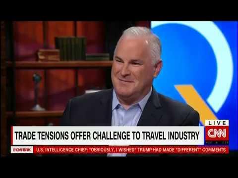 CNN interview with CEO Kurt Ekert: 2019 Global travel forecast