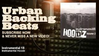 Instrumental Hoodz - Instrumental 18 - URBAN BACKING BEATS