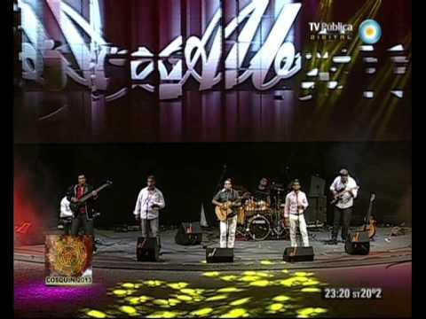 Festival Cosquín 2013 - 6º Luna - Los Abra