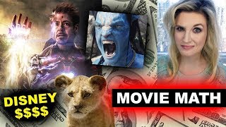 Box Office - Avengers Endgame tops Avatar, The Lion King Opening Weekend