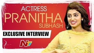 Actress Pranitha Interview- Weekend Guest..