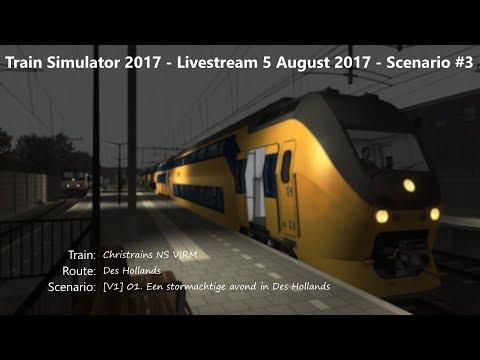 01 Extra trein Swaliehoek Livestream 050817