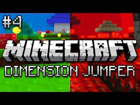 Minecraft: Dimension Jumper Part 4 - Memory Games - Smashpipe Games
