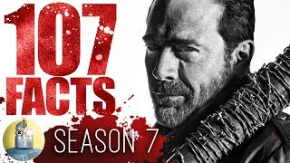 107 The Walking Dead Season 7 Facts You Should Know! - Cinematica