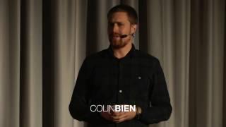 Breaking The Loop of Anxiety | Colin Bien | TEDxLeuphanaUniversityLüneburg