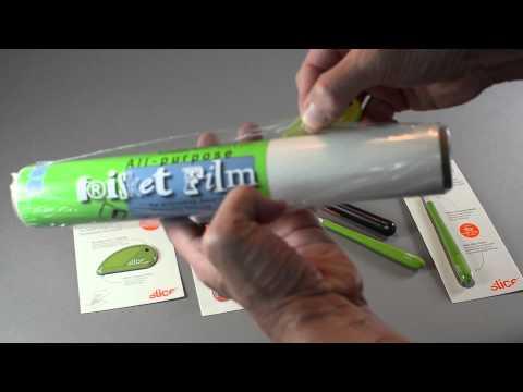 Slice Precision Cutter Cutting Frisket Material