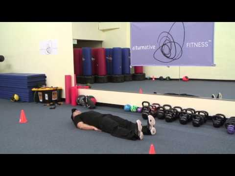 Flutter-kick-Quick Tips from Alturnative Fitness - turn it up!TM