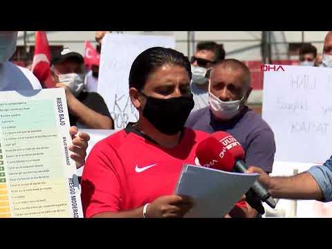 Halı saha işletmecileri, sahaların spor tesisi kapsamında açılmasını istiyor