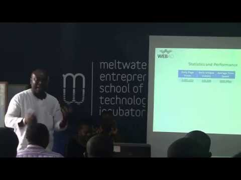 MEST Talks: How to Get Local Press for Your Ghanaian Startup - with Tony Donkor