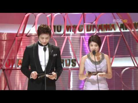 Jung So Min & Lee Tae Sung MBC Drama Awards 2010