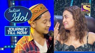 Pawndeep ने अपने Audition में कुछ इस तरह किया Judges को Impress   Indian Idol   Journey Till Now