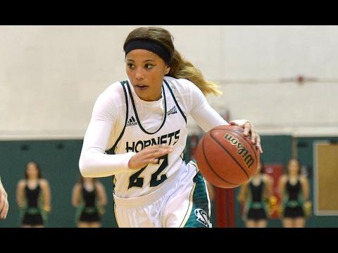 Sacramento State's Maranne Johnson - #BigSkyWBB Player of the Week