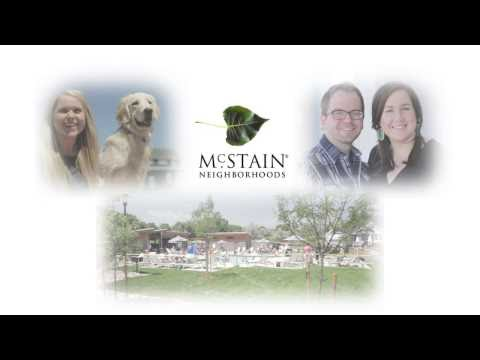 Bringing people together through community - McStain Neighborhoods