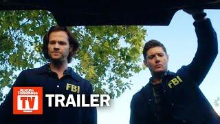 Supernatural Season 15 Trailer | 'The Final Season' | Rotten Tomatoes TV