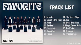 [Full Album] N C T 127 (엔시티 127) - F a v o r i t e