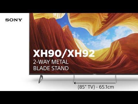 Sony XH90 / XH92 – 2-way metal blade stand