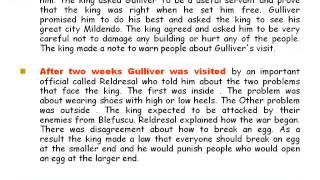 سفريات جاليفر الفصل الثاني Gullivers' Travels - YouTube