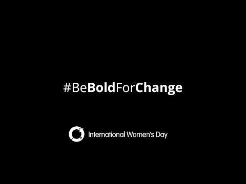 International Women's Day 2017 #BeBoldForChange - Bishop of Gloucester Rachel Treweek