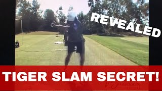 In 2000 Tiger Woods Accidentally Revealed the SECRET to the Golf Swing