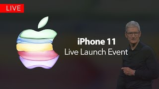 2019 Apple iPhone 11 Launch Event Reaction!