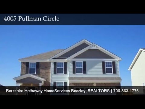 4005 Pullman Circle, Augusta, GA | Hayne's Station | Fort Gordon Ga New Homes