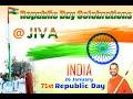 71st REPUBLIC DAY CELEBRATIONS @ JIVA CAMPUS!Sri Chinna Jeeyar Swamiji || JETWORLD