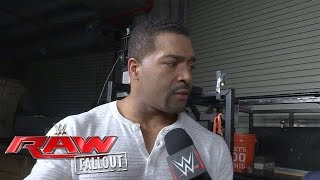 Why David Otunga Was At WWE Extreme Rules Last Week, Speculation On Booker T Filling In Permanently