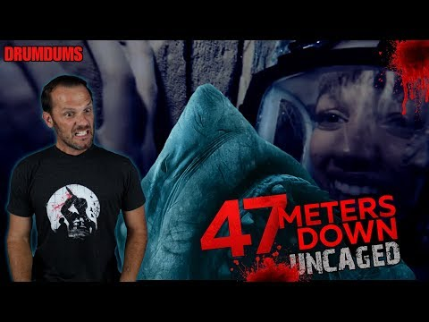 47 Meters Down Uncaged Has Zombie Sharks? (Spoiler Talk After Rating)