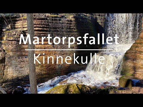 Martorpsfallet på Kinnekulle