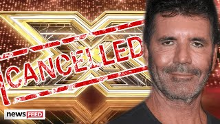 Simon Cowell CANCELS 'X Factor' After 17 Seasons!