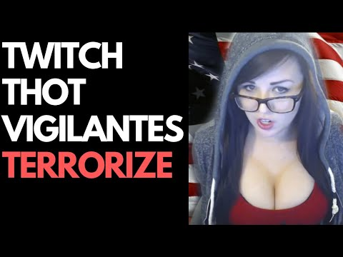 Twitch TOS Enforcers Target Body Painters (Quality Content)