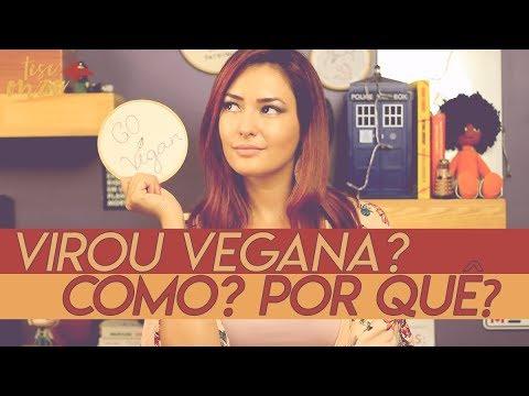 Por que me tornei vegana | Vlog 010