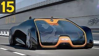 Top 15 Craziest Concept Cars 2020
