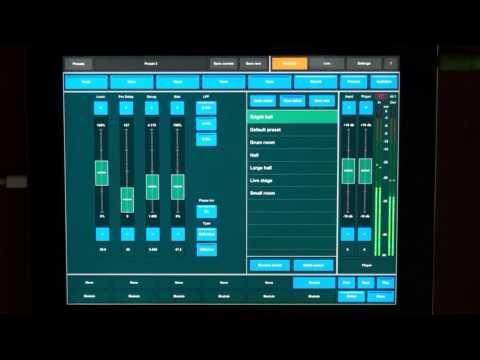 Master FX Reverb demo